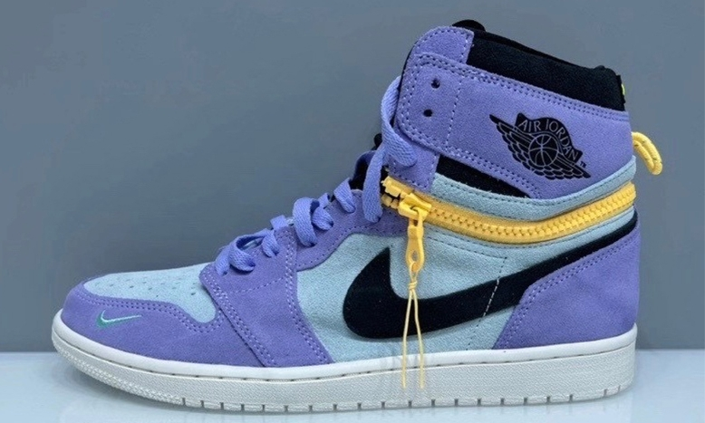 Air Jordan I High Switch 「Purple Pulse」首度曝光