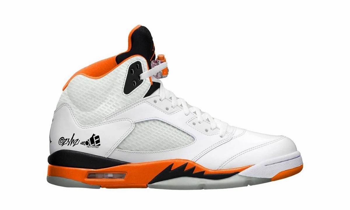 Air Jordan V「Total Orange」定档 2021 年发售
