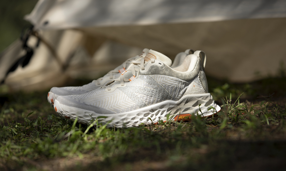 以户外露营为灵感推出 3 款配色,New Balance 释出全新 Fresh Foam X HIERRO v6 越野跑鞋