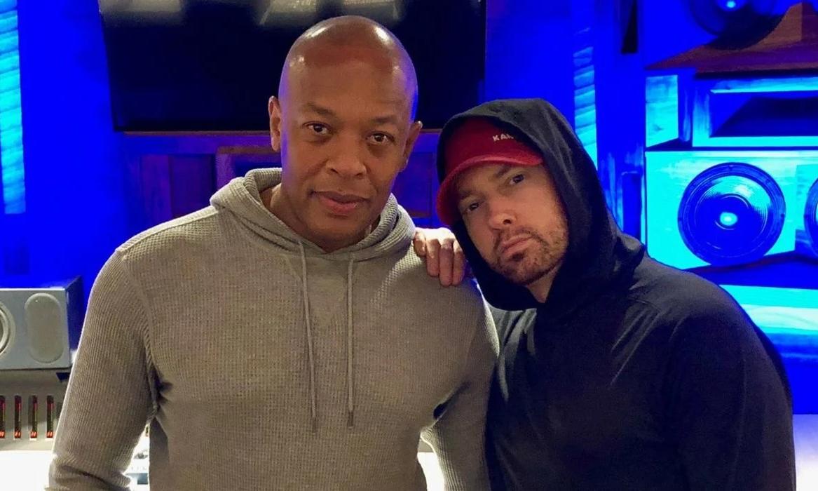 Dr. Dre 新专辑或已经完成,Eminem 也参与其中