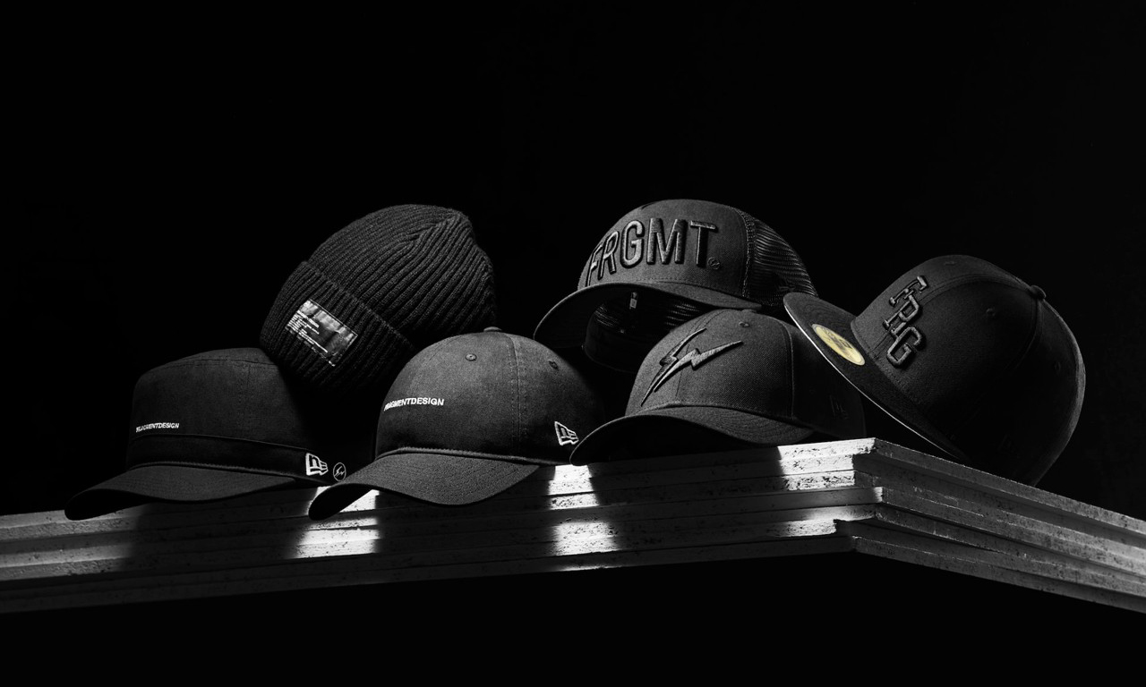 fragment design x New Era 全新联名系列释出