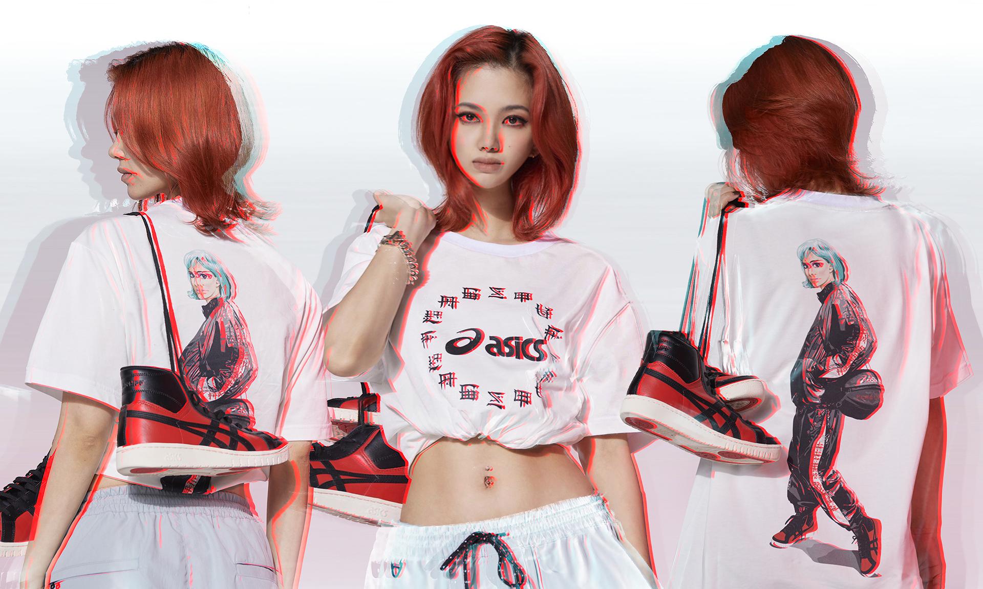 「放学后的 2.5 次元」,ASICS 亚瑟士联手日本品牌 FLAGSTUFF 推出胶囊系列