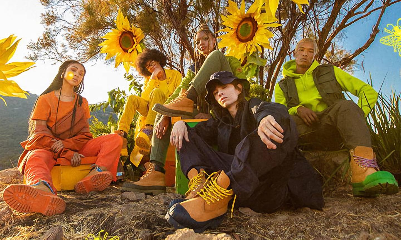 阔别 5 年,Bee Line 再次与 Timberland 推出联名鞋款