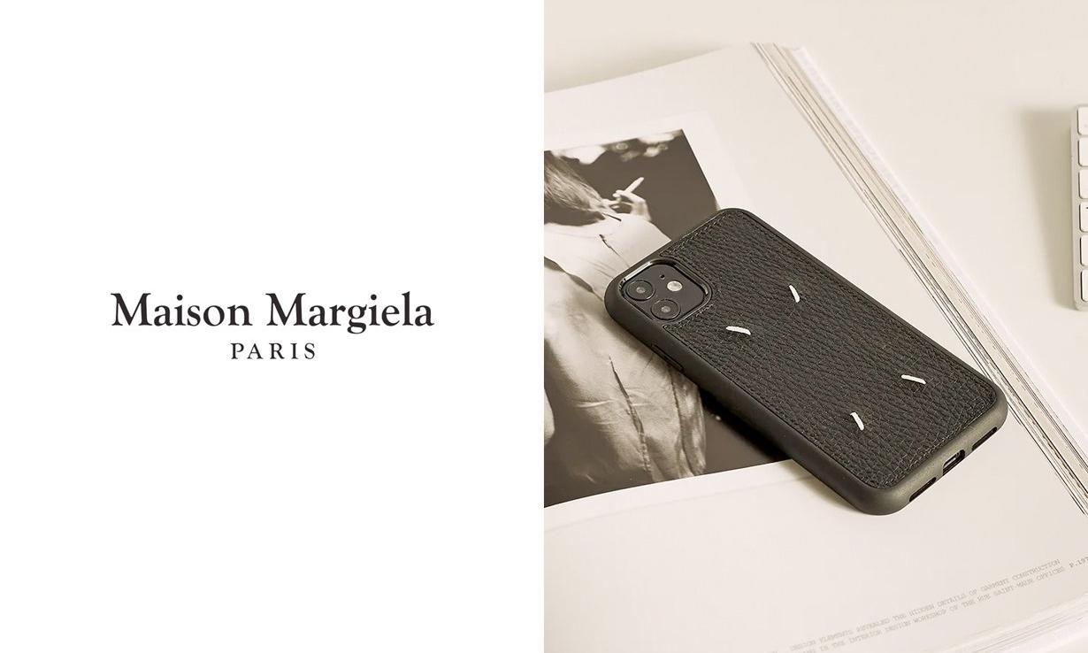 爆款预定,Maison Margiela 推出经典设计手机壳