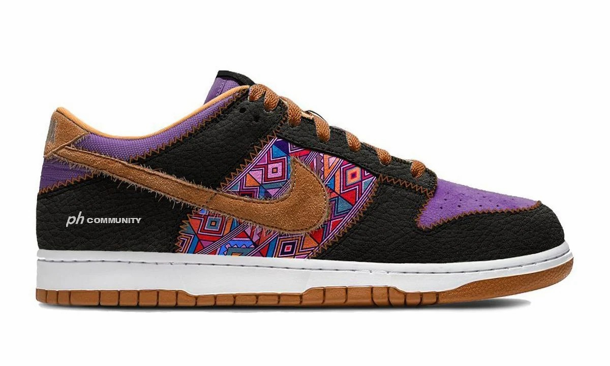 抢先预览 Nike Dunk Low「BHM」黑人月配色