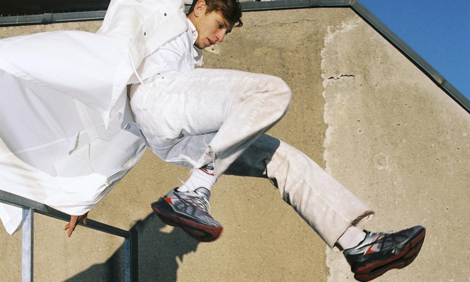 Slam Jam x ASICS 联乘 NOVABLAST 鞋款即将发布