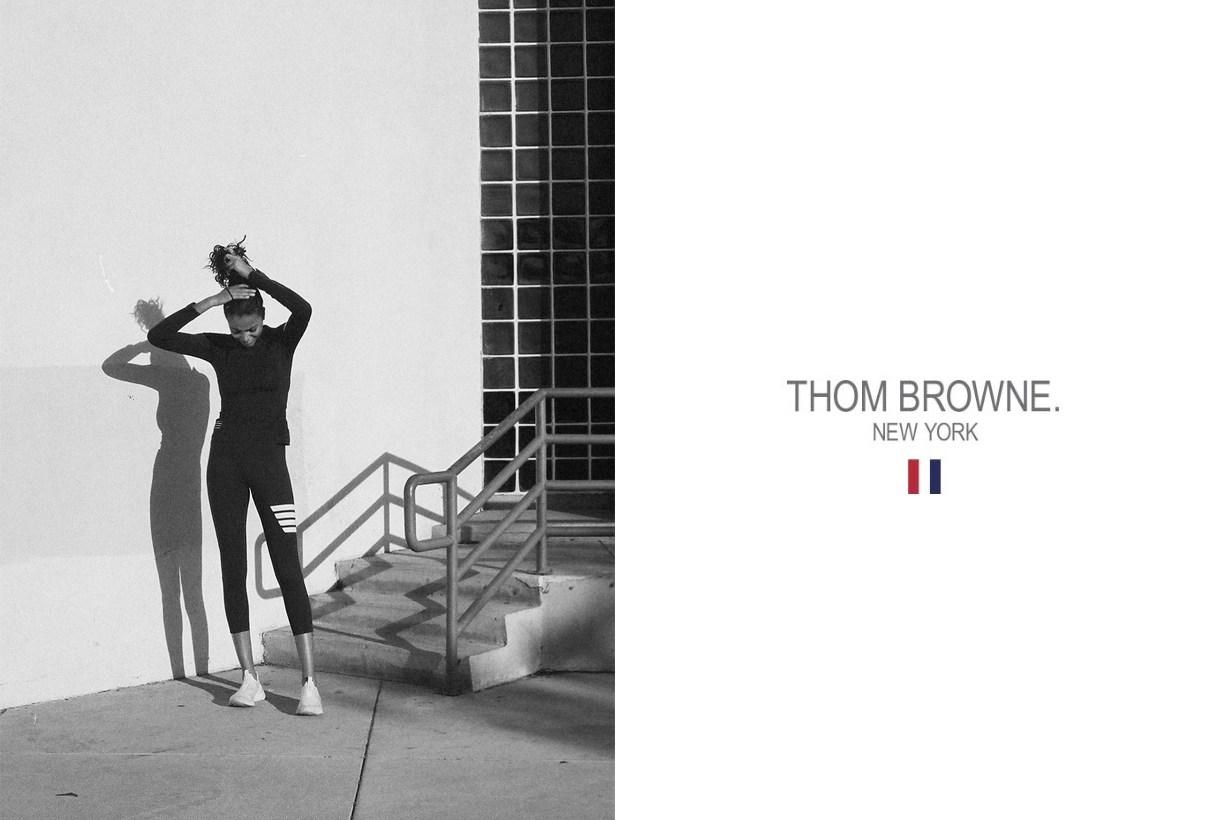 Thom Browne 推出首个运动服系列