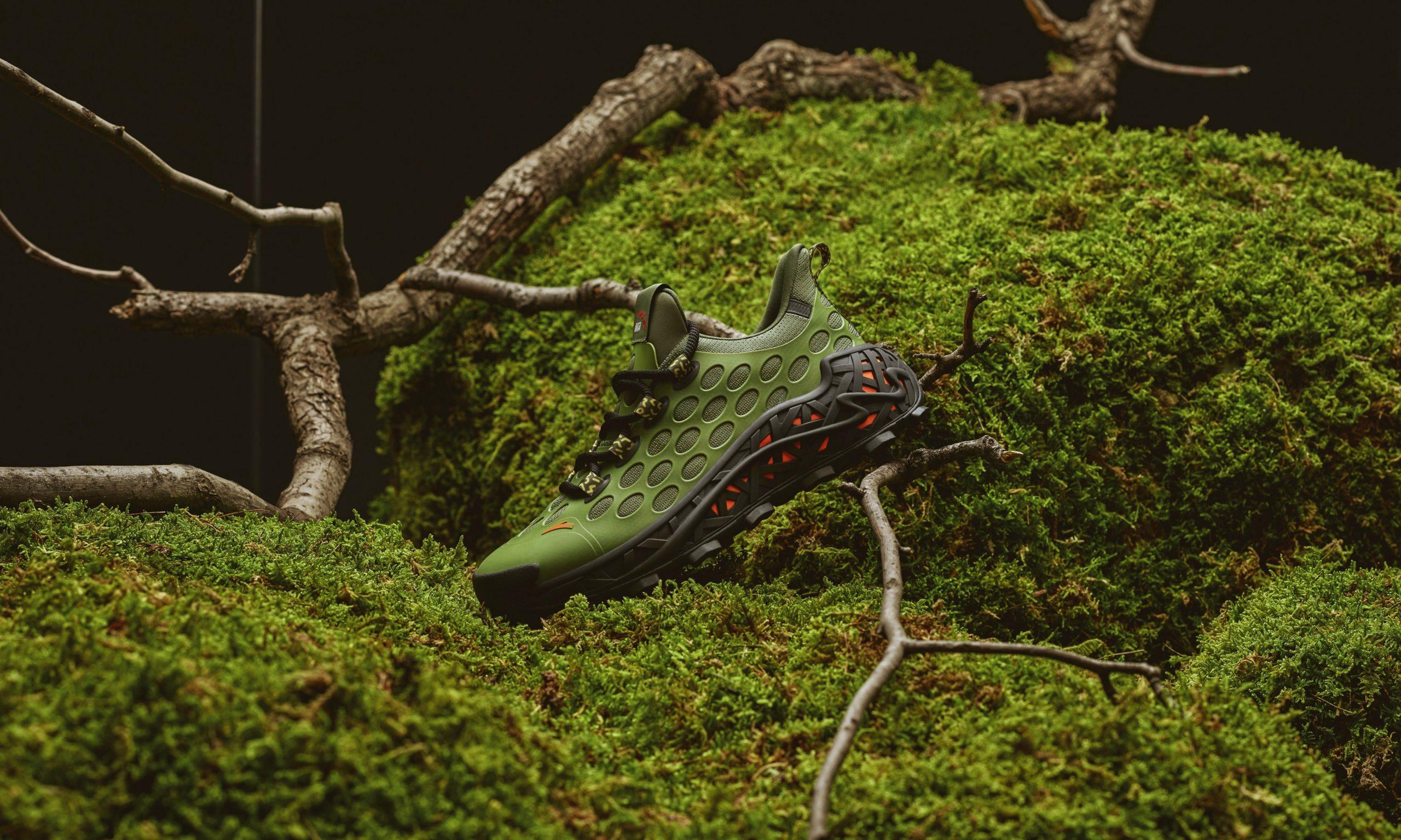 ANTA X Salehe Bembury 打造的「巢」鞋为何会引来如此大的关注?