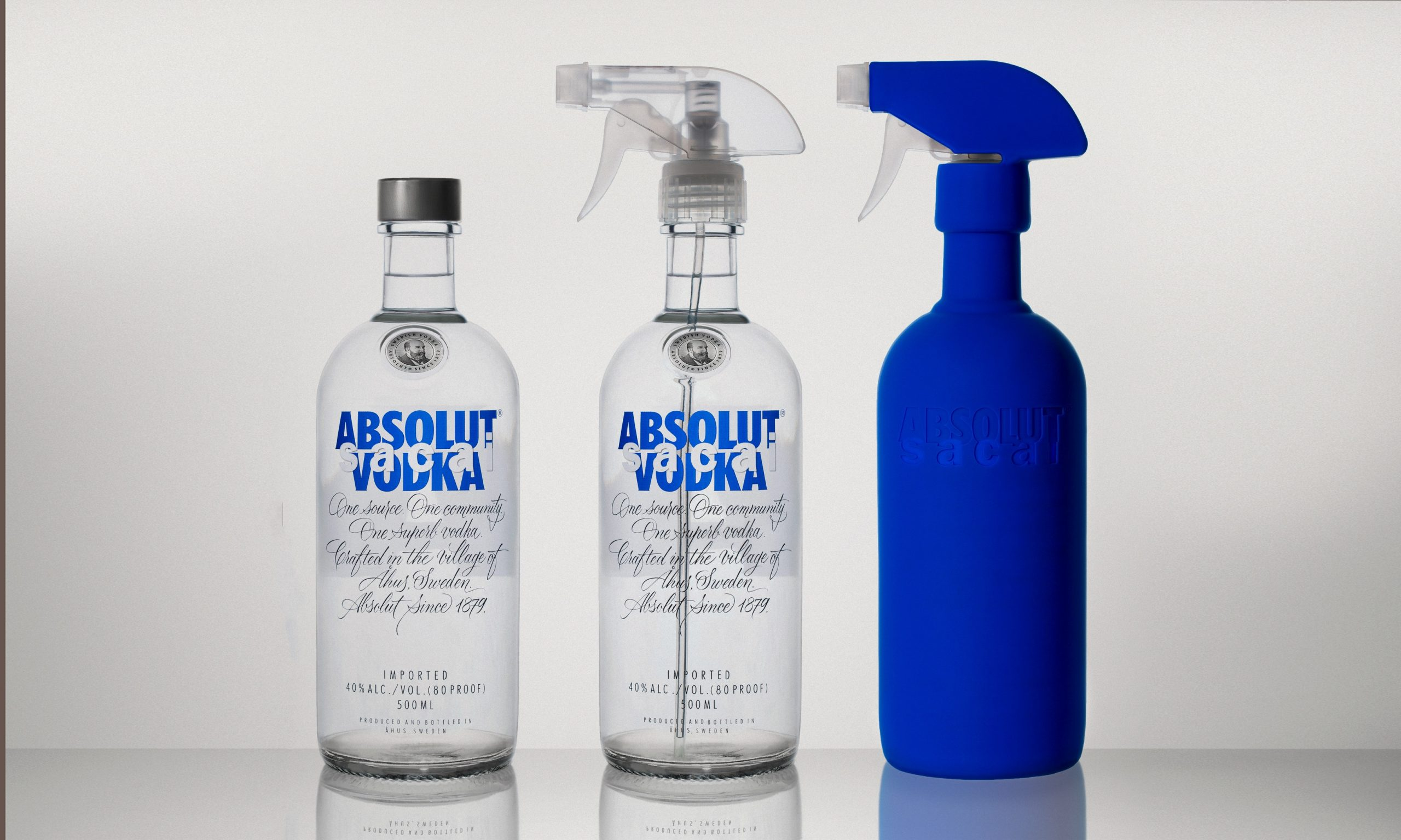 拥有「sacai 味道」的 ABSOLUT.® Vodka,是什么样的?