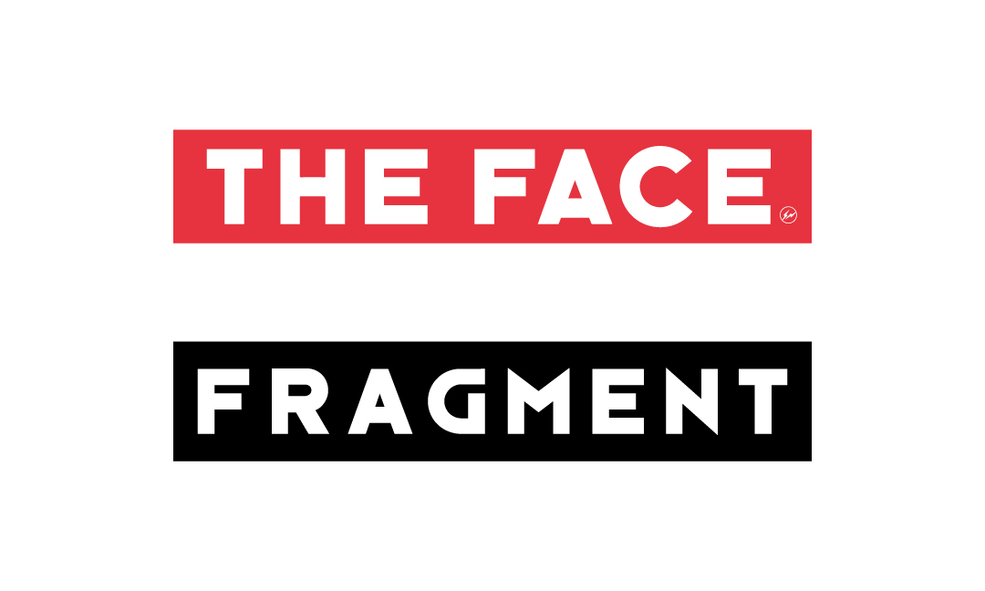 《THE FACE》 x fragment design 联名系列即将登场