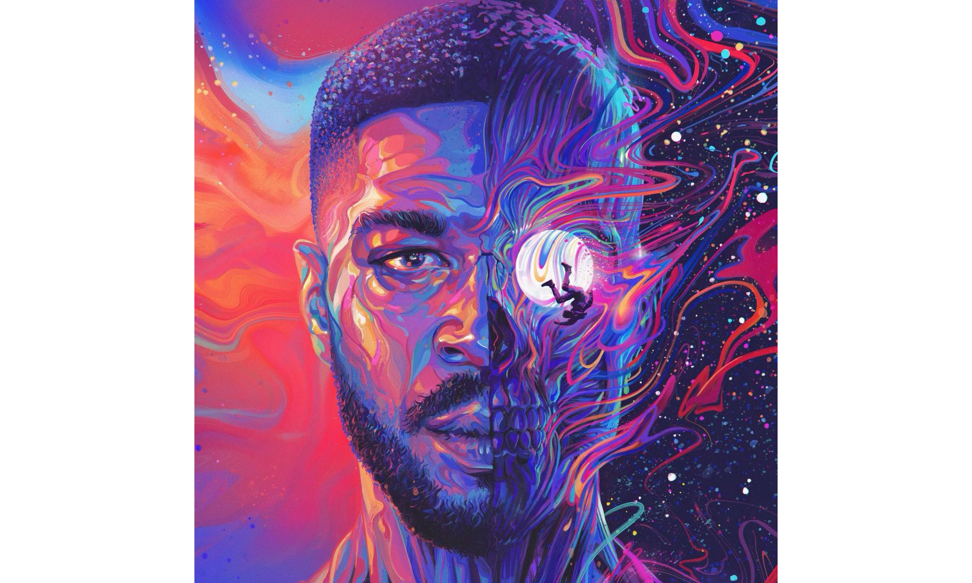 Kid Cudi 新专辑《Man On The Moon: The Chosen》正式发布