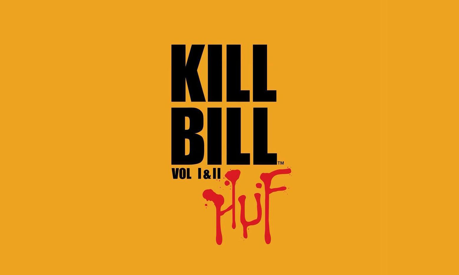 HUF x《杀死比尔》全新主题企划公开