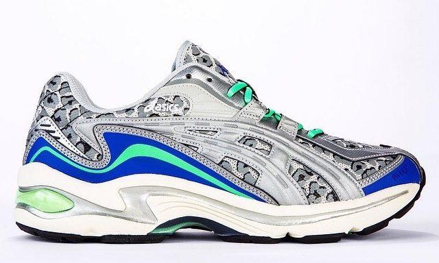 Awake NY x ASICS 联名鞋款终于迎来市售
