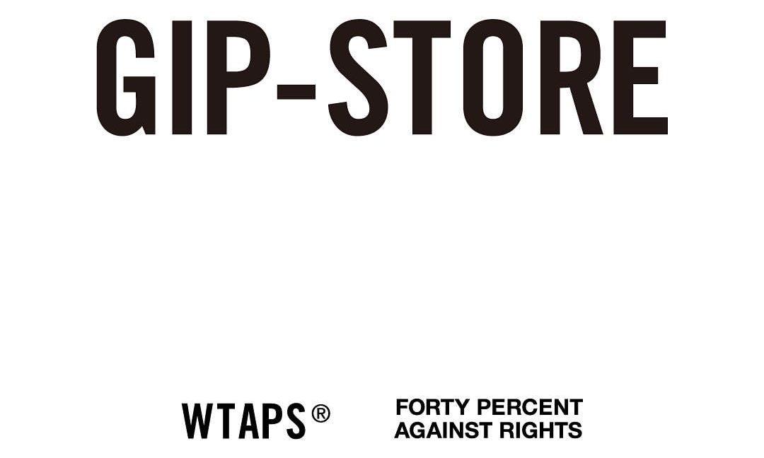 受疫情影响, WTAPS 门店 GIP-STORE 正式结业