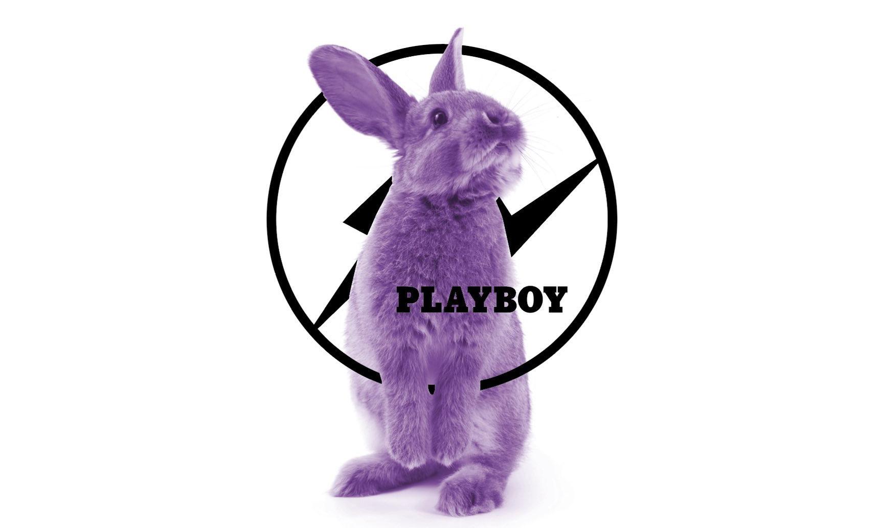 马不停蹄,fragment design x Playboy 联乘系列即将释出