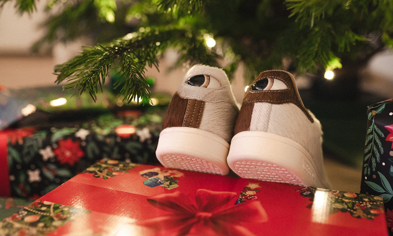 圣诞新作,adidas Originals Stan Smith「Christmas Monster」即将发售