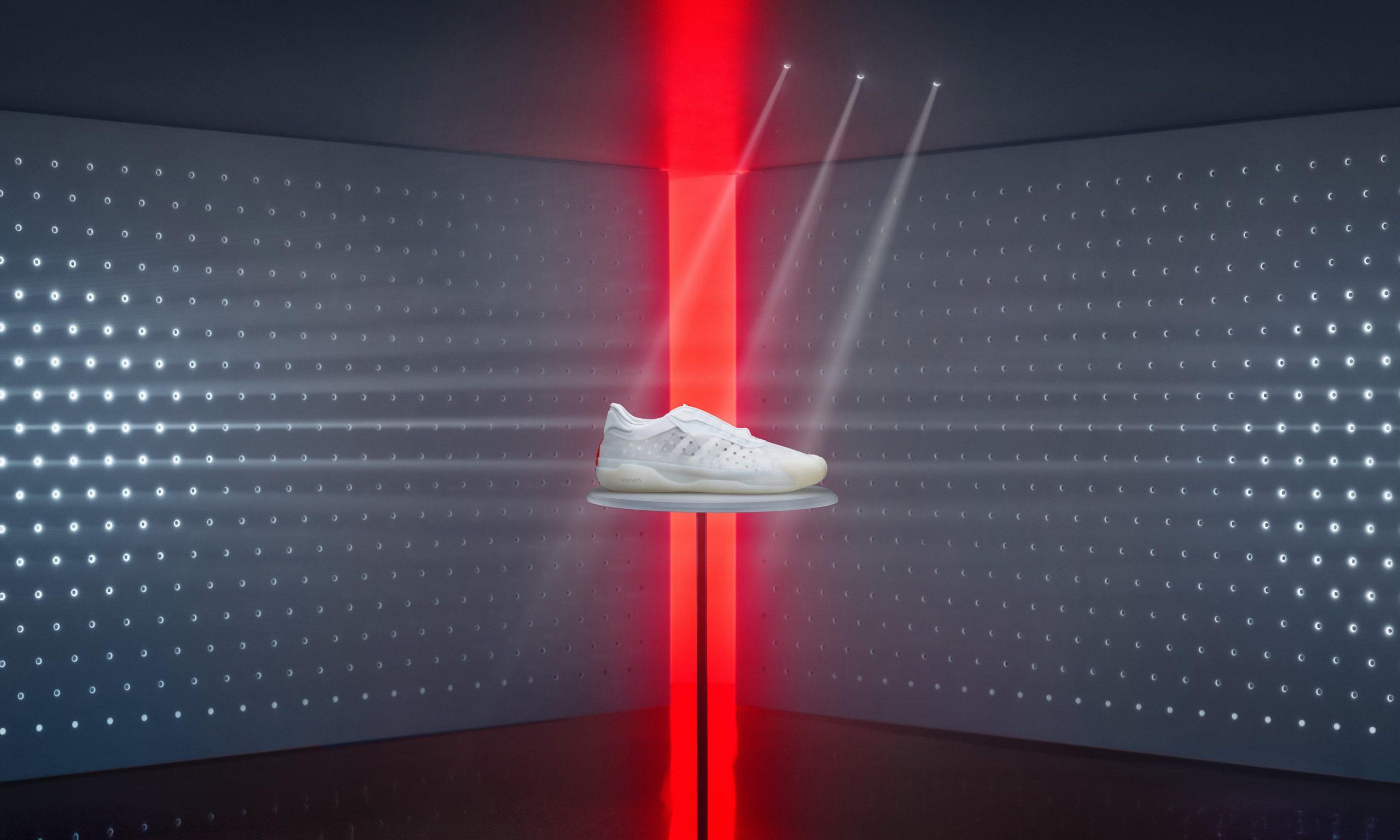 PRADA x adidas A+P LUNA ROSSA 21 鞋款正式登场