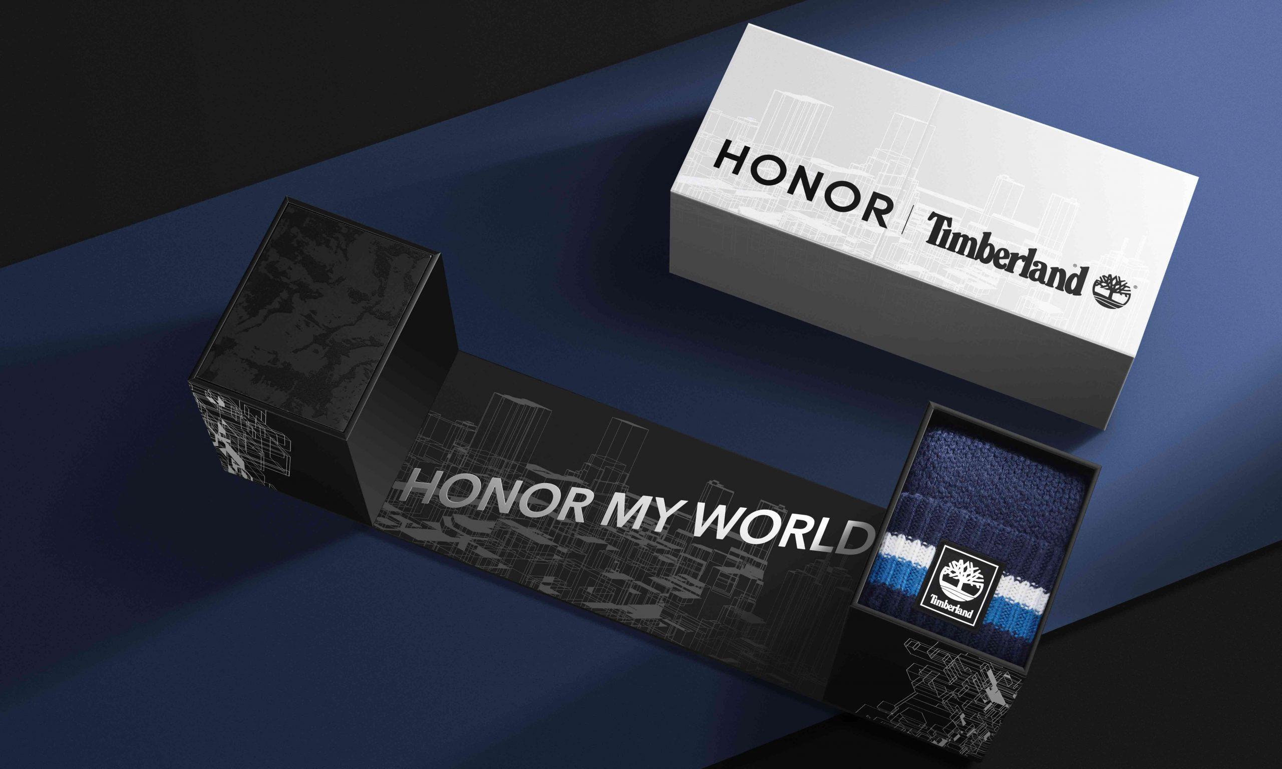 荣耀手表 GS Pro 双十二推定制礼盒款,与 Timberland 打造冬季新时尚穿搭