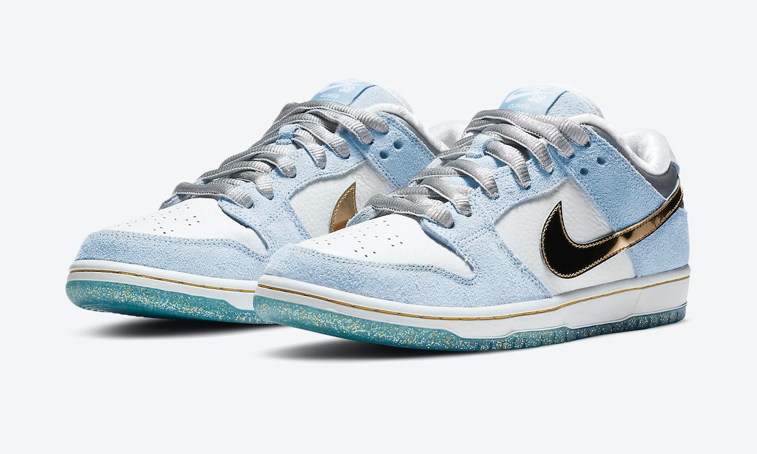 Sean Cliver x Nike SB Dunk Low 官图释出