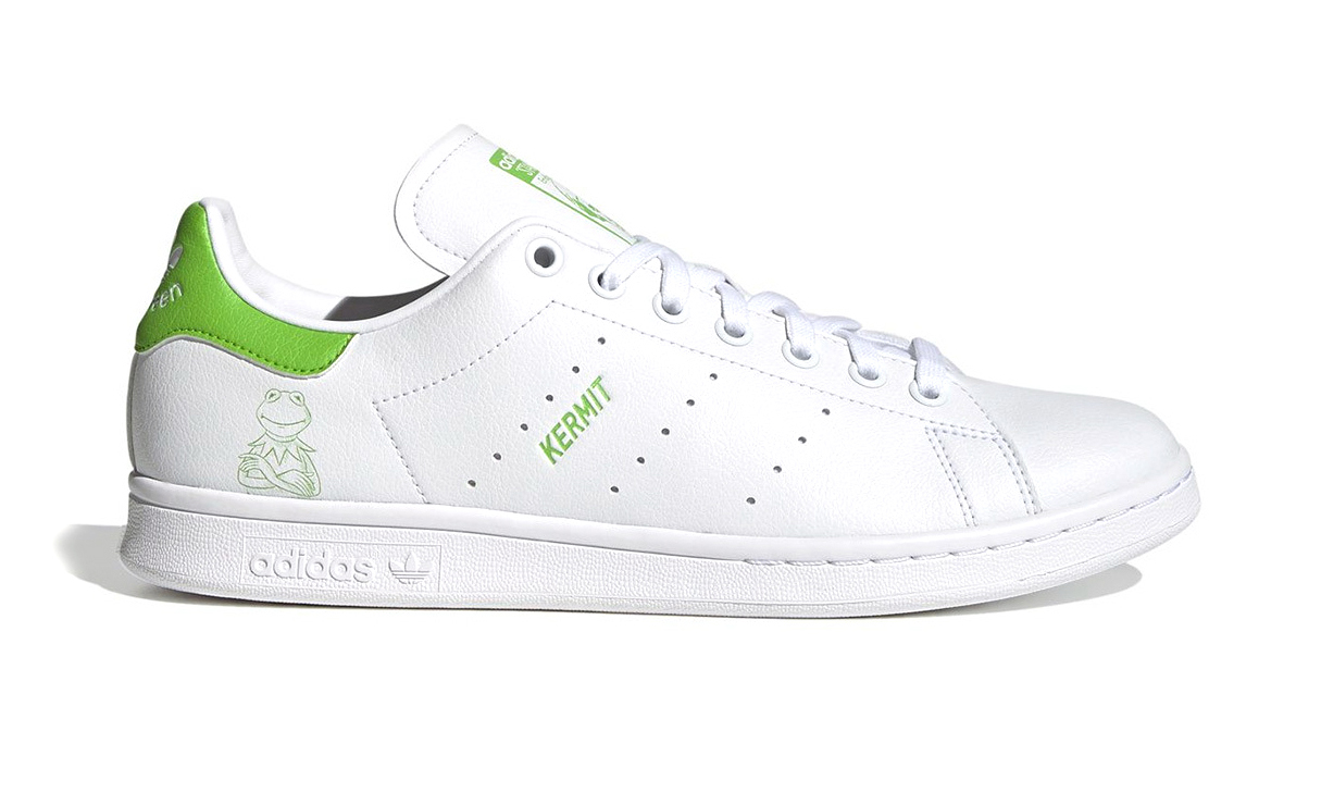 Kermit the Frog x adidas Originals Stan Smith 即将亮相