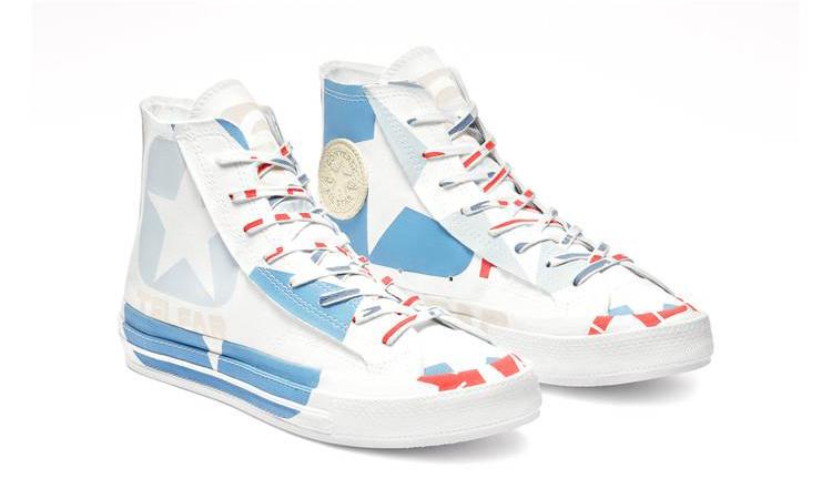 进军球鞋市场,TELFAR 携 CONVERSE 打造全新联名鞋款系列
