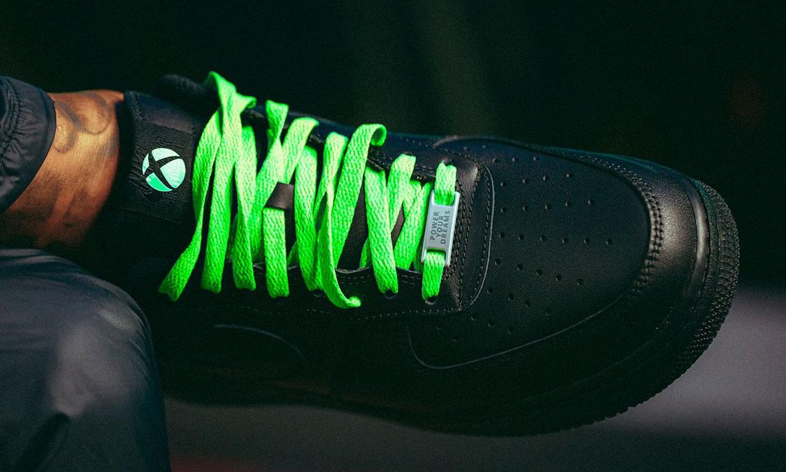 PS5 版本 Dunk 之后,Xbox x Nike Air Force 1 也来了