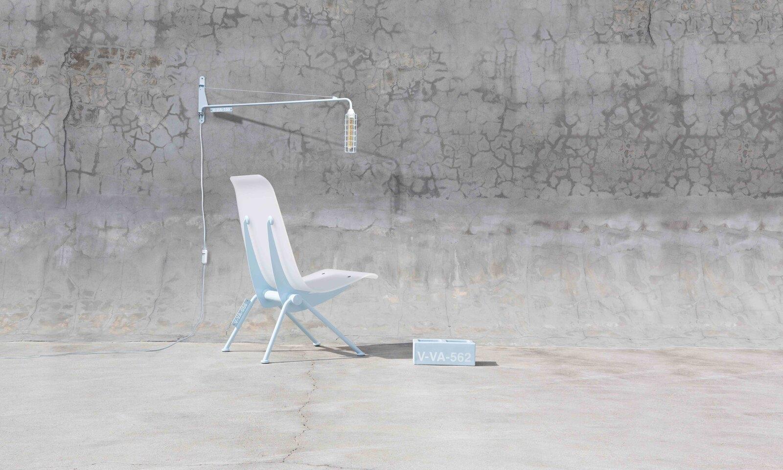 Virgil Abloh 与家具品牌 Vitra 推出最新联乘系列