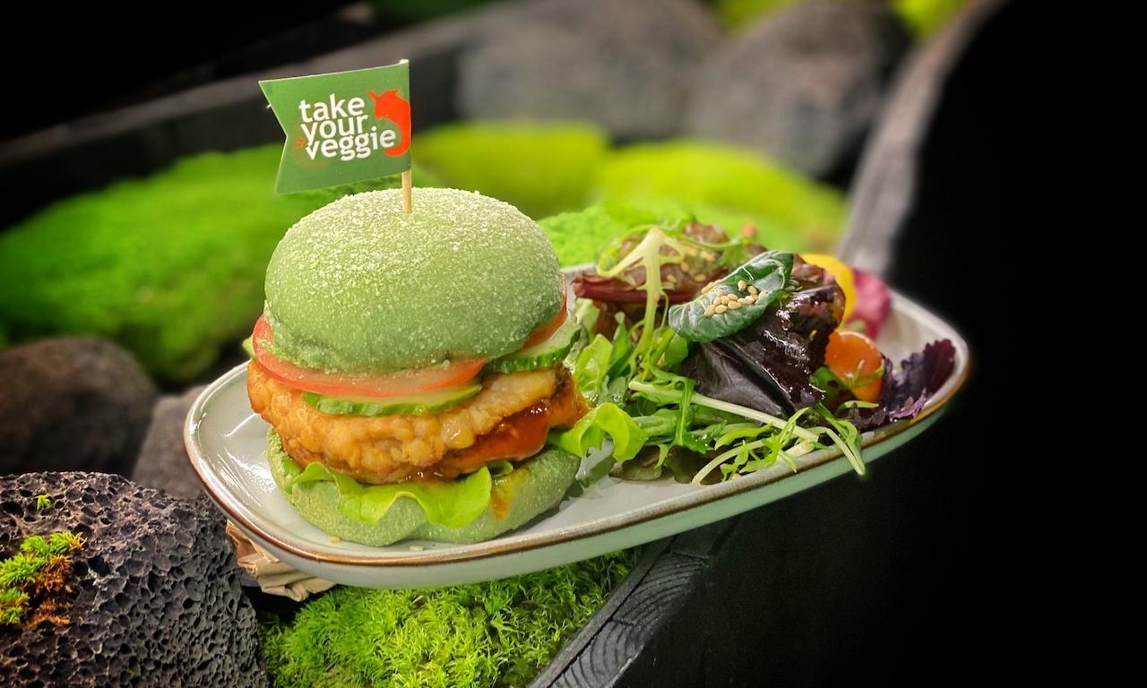 餐饮玩出新花样,植物料理西餐厅 TYV 在北京开业