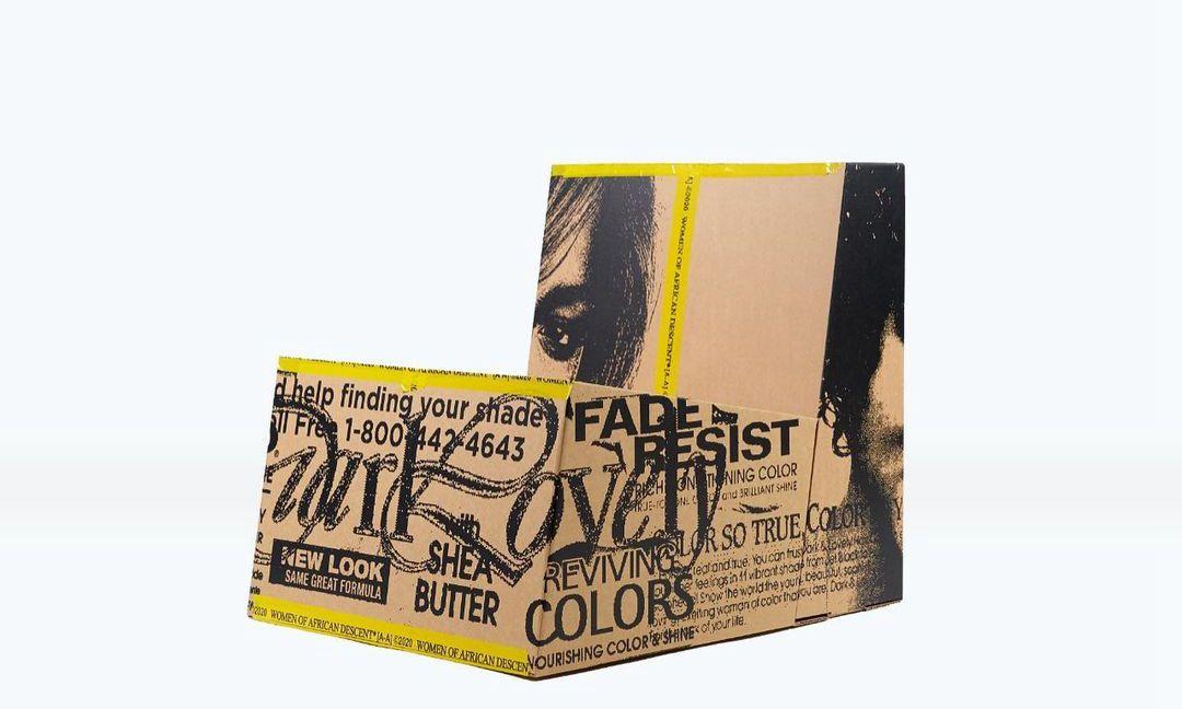 Virgil Abloh 携创意团队推出「纸板椅」