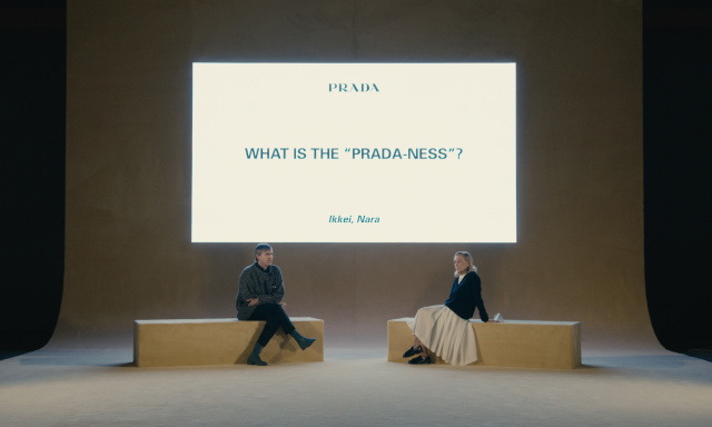Miuccia Prada 将与 Raf Simons 在 2021 秋季男装秀后与全球学生对话