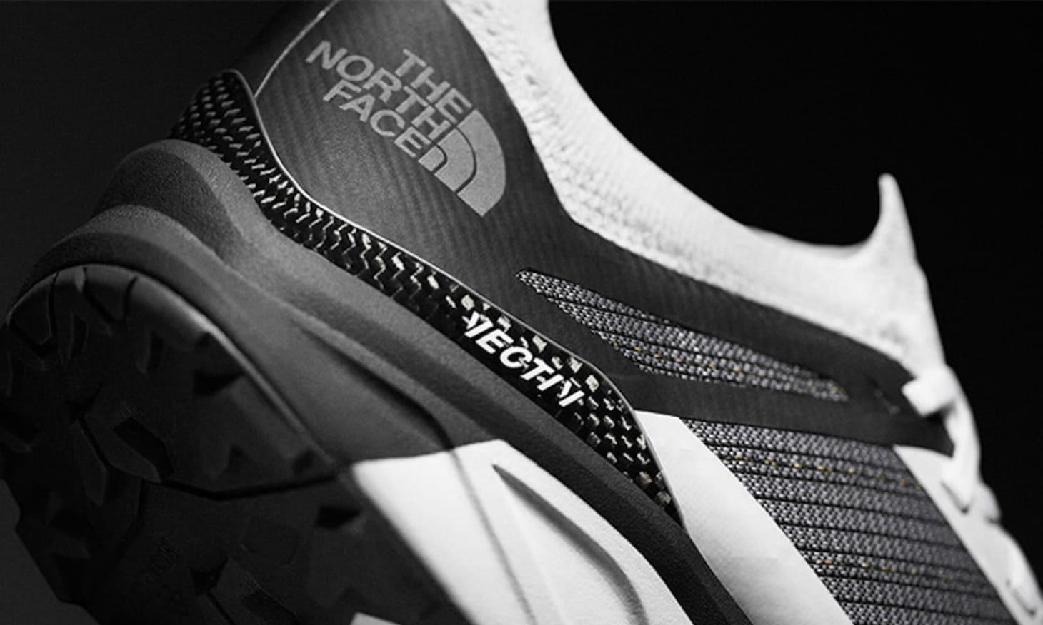 THE NORTH FACE 发布 3D 碳板跑鞋「Flight VECTIV」