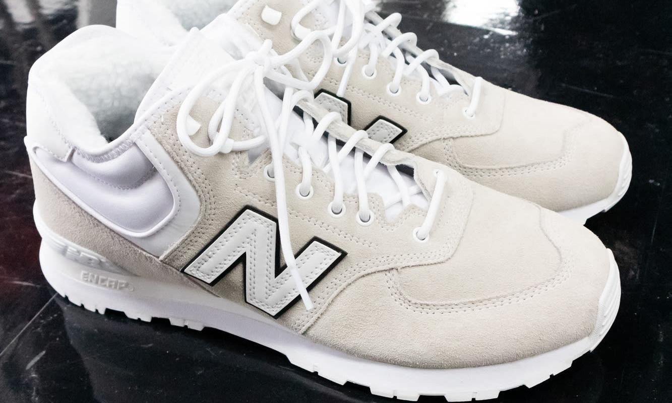 COMME des GARÇONS 曝光与 New Balance 全新联名 57/40 与 574 鞋款