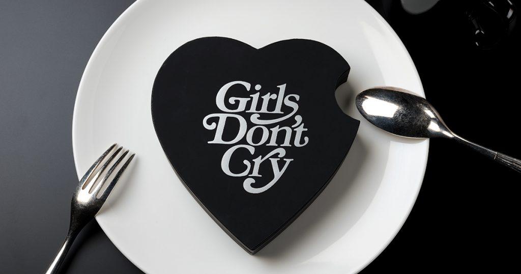 VERDY 联动日本知名餐厅 été 推出「Girls Don't Cry」甜点