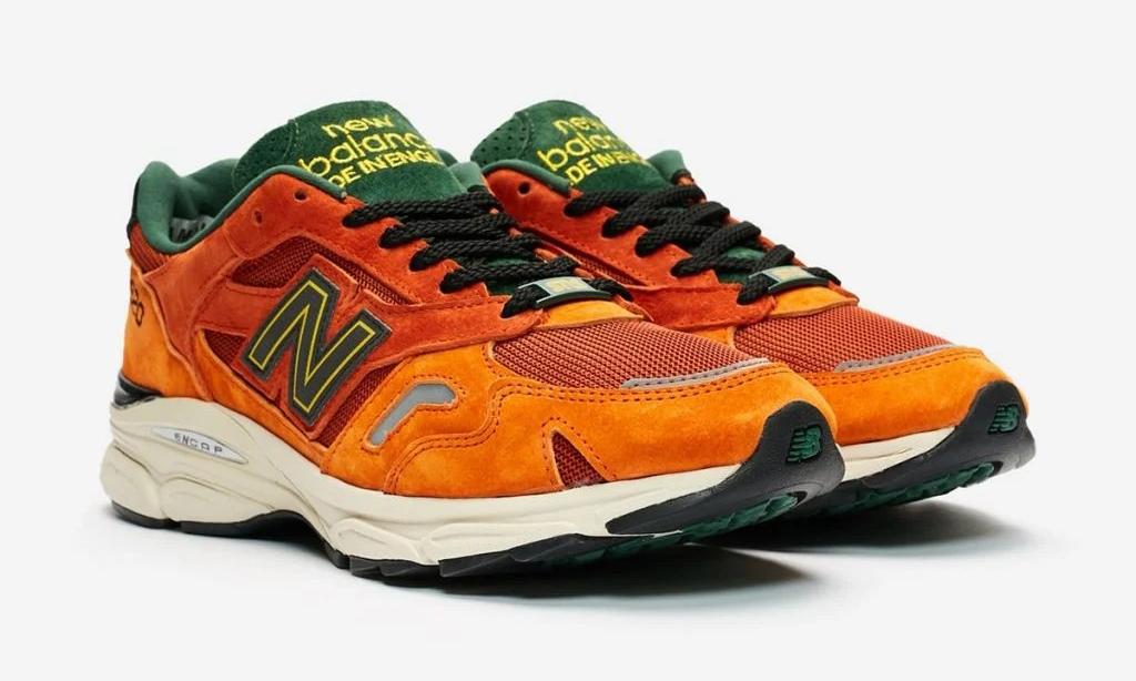 球鞋名所 Sneakersnstuff 将与 New Balance 打造联名 920 鞋款