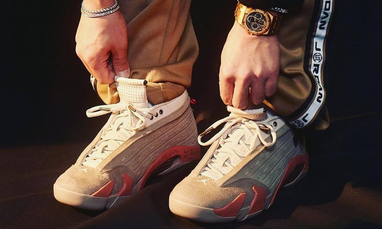 CLOT x Air Jordan XIV 发售日期确定
