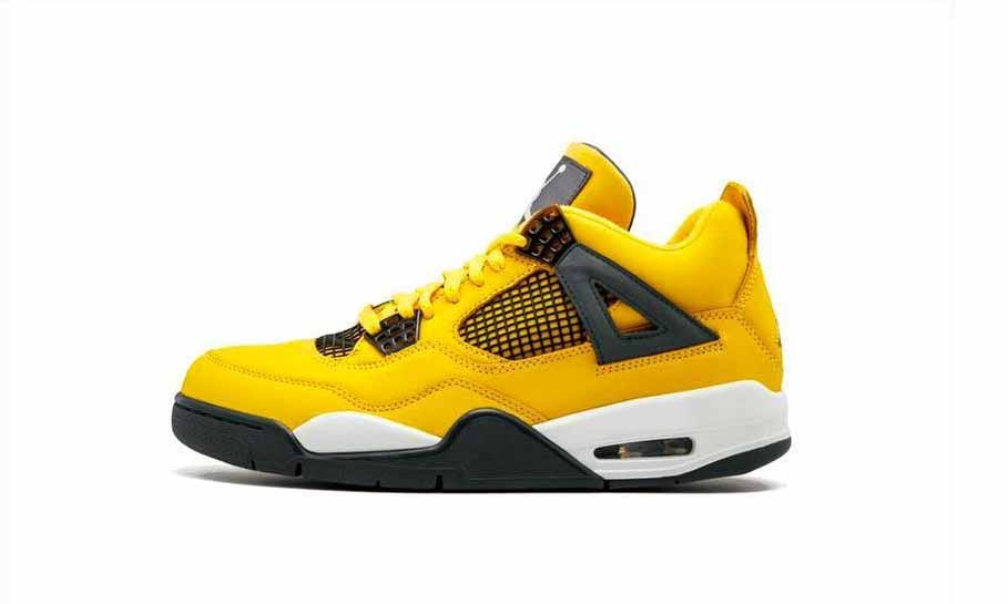 Air Jordan IV 「Lightning」发售日期确认