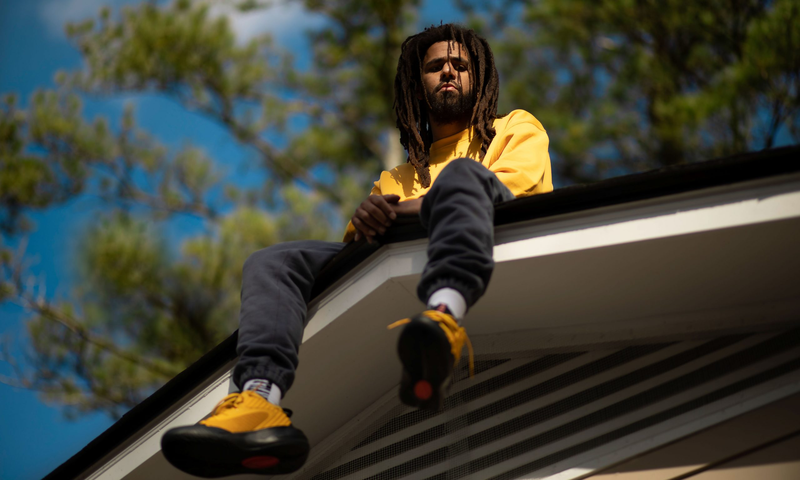 PUMA 发布第二款 J.Cole 签名球鞋 DREAMER 2
