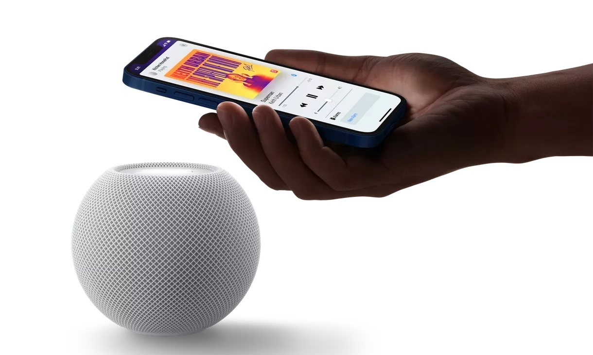 HomePod mini 更新解锁更多 UWB 超宽频功能