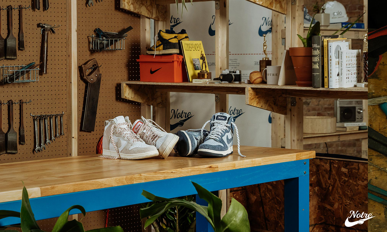 Notre x Nike Dunk High 系列正式登场,21 日迎来发售