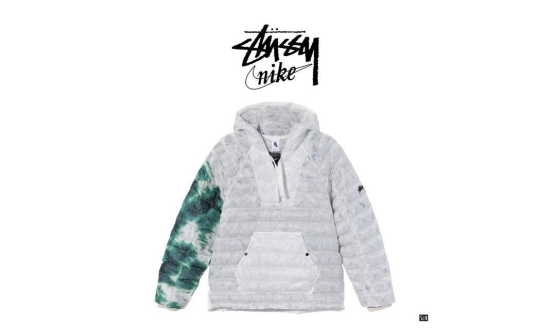 Stüssy x Nike 2021 联乘服装系列发布