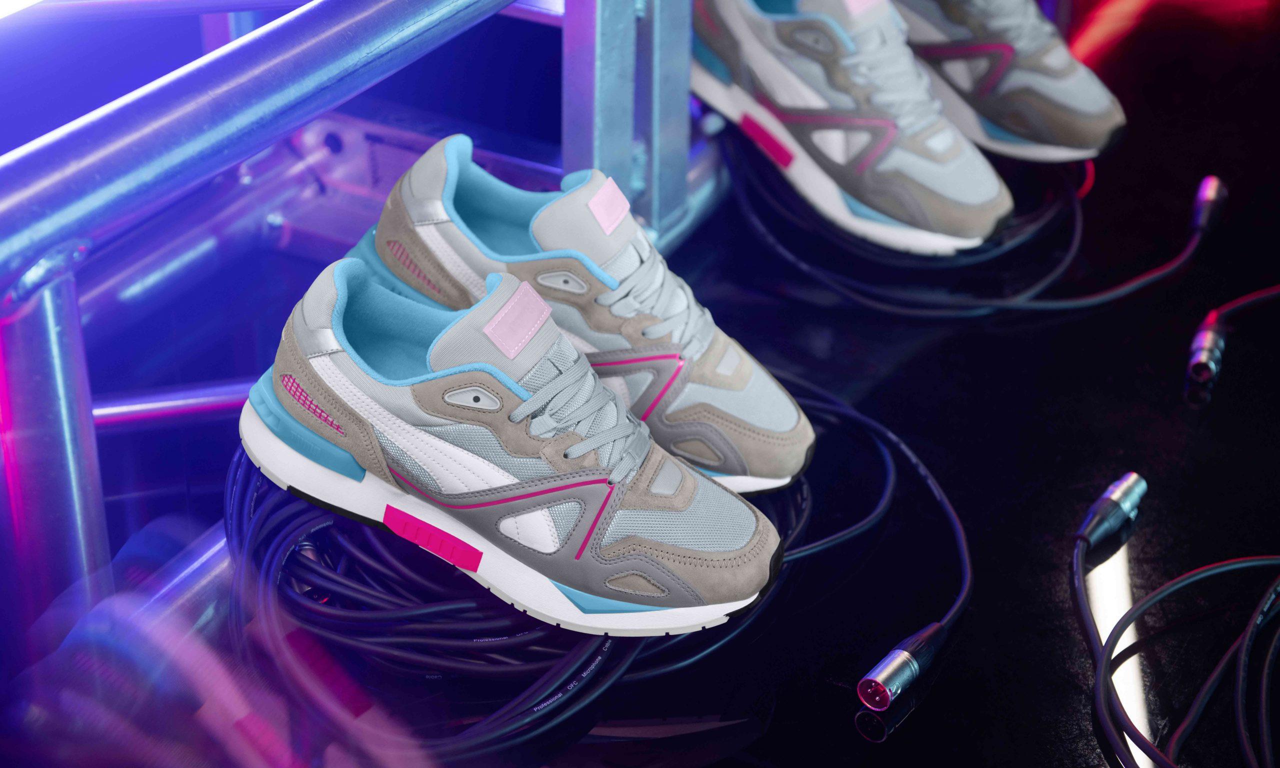 幻步未来,PUMA 全新 MIRAGE MOX 鞋款瞩目登场