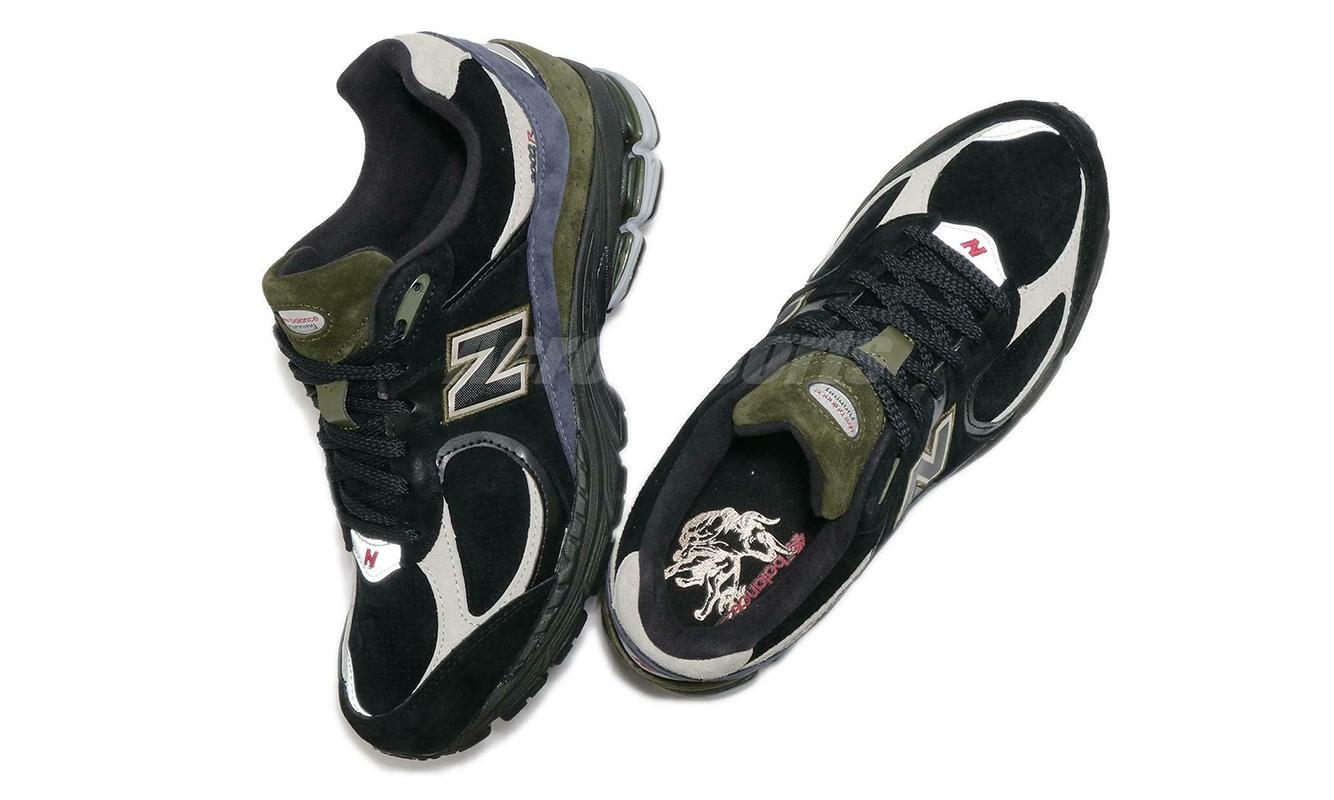 New Balance 2002R 推出牛年限定配色