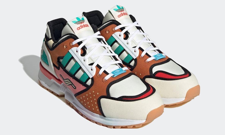adidas 携手《辛普森一家》推出 ZX 10000 联名鞋款