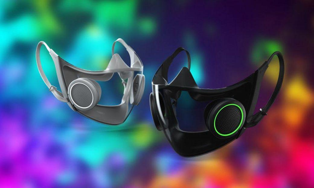 Razer 将推出全新「Project Hazel」防疫口罩