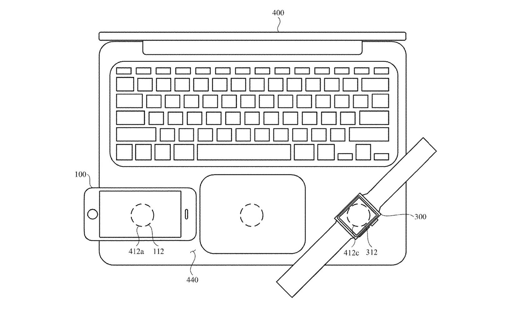 以后可以在 MacBook 上给 iPhone 无线充电?