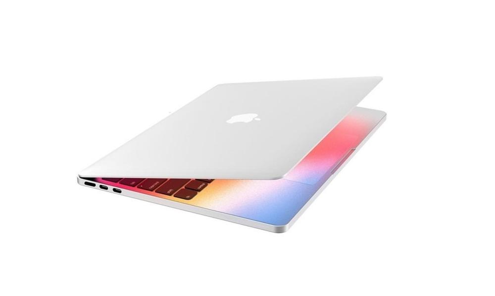 新款 MacBook Pro 渲染图曝光,或将采用直角设计取消 Touch Bar