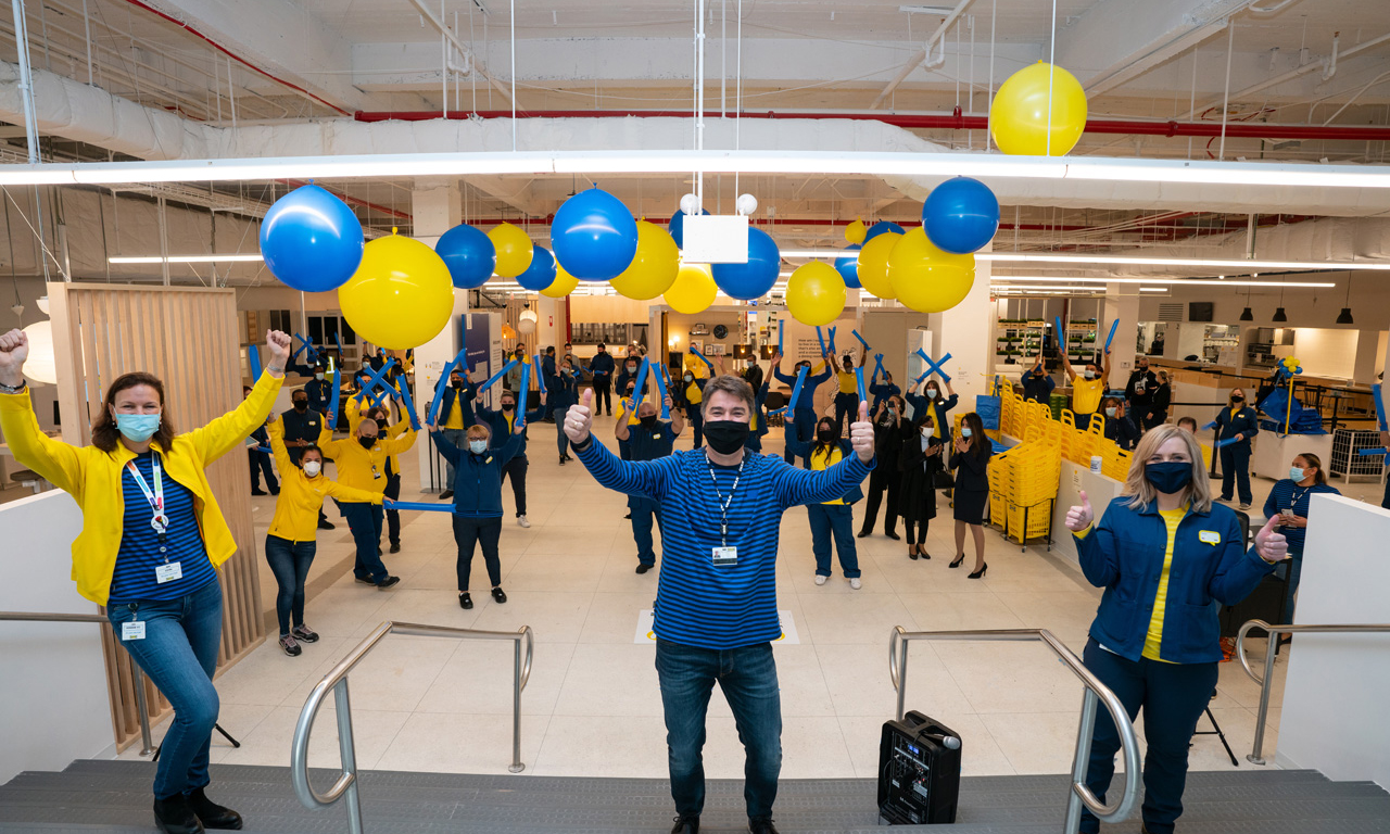 美国首家小型 IKEA 概念门店于纽约皇后区开业