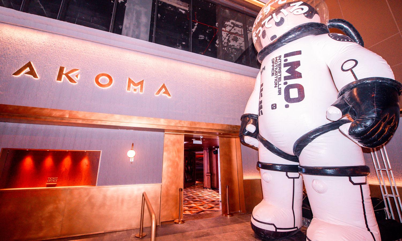 摩登天空旗下混合未来主义 Club —— AKOMA 于上海开业