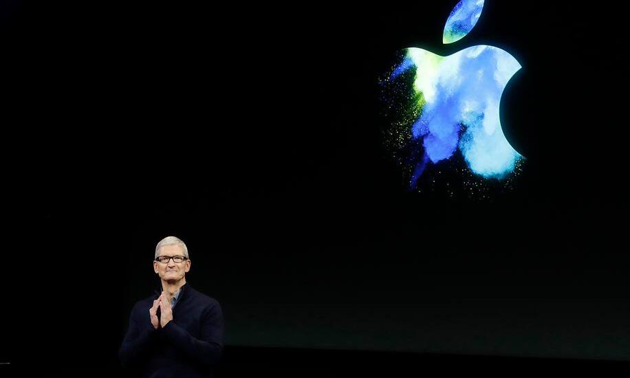 苹果季度营收首次突破千亿美元