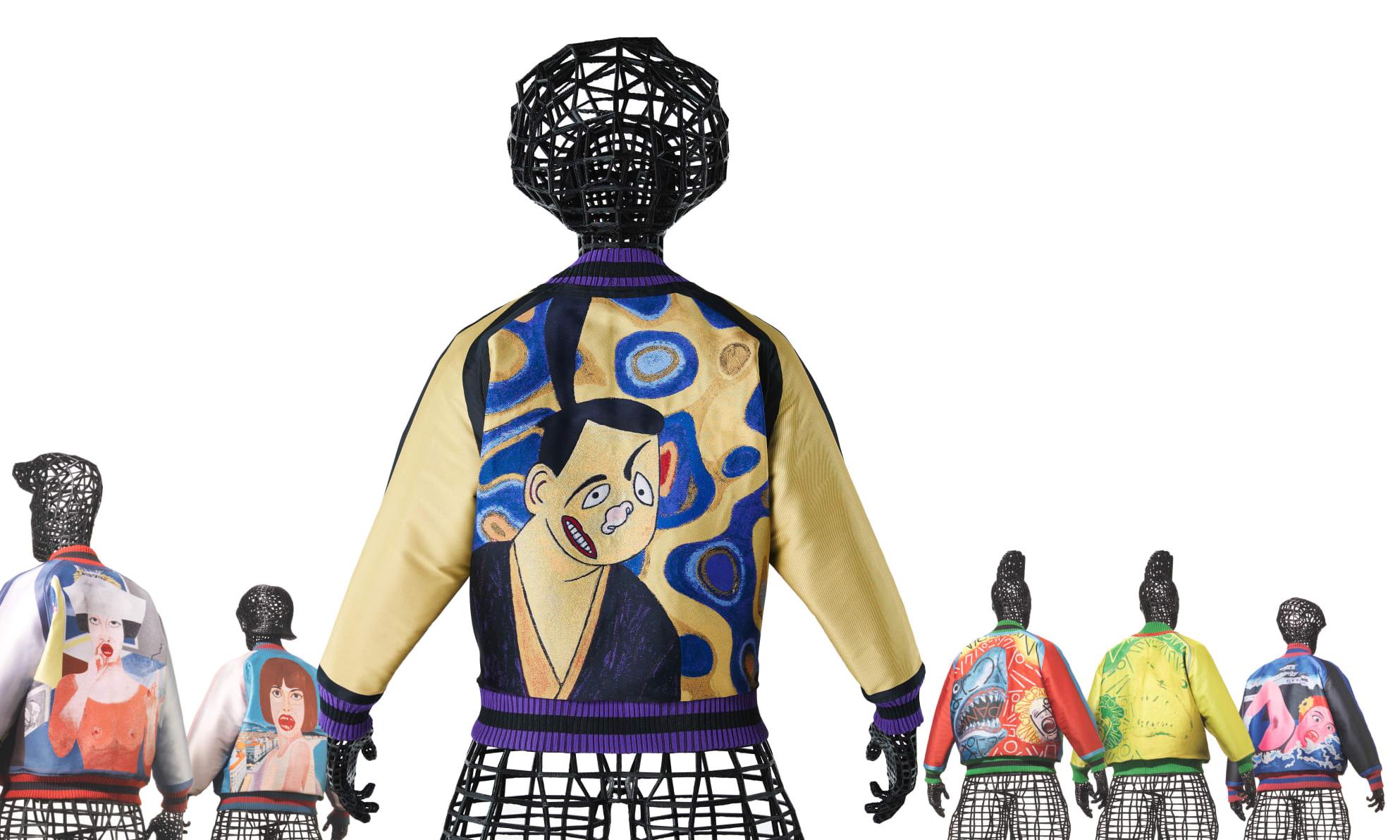 横尾忠则再推新,TADANORI YOKOO ISSEY MIYAKE 新作登场